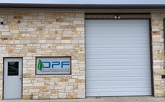 Diesel Filter Cleaning Service in Hutto, Texas